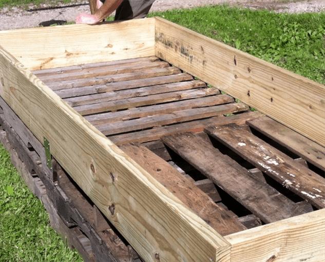 Above Ground Planter Box
