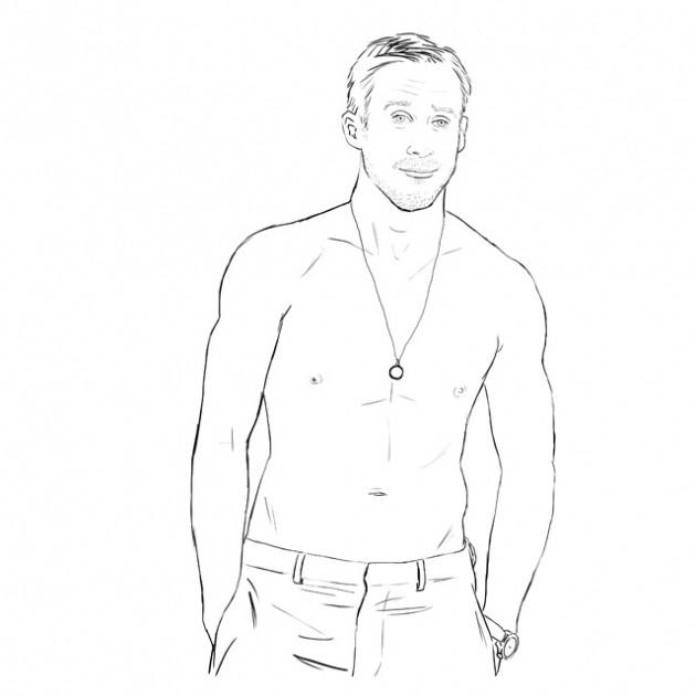 check out colour me good a ryan gosling coloring book