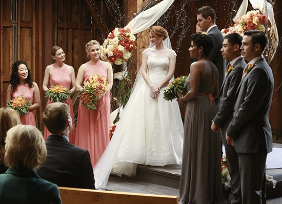 20 Unforgettable TV Wedding Dresses TV Galleries