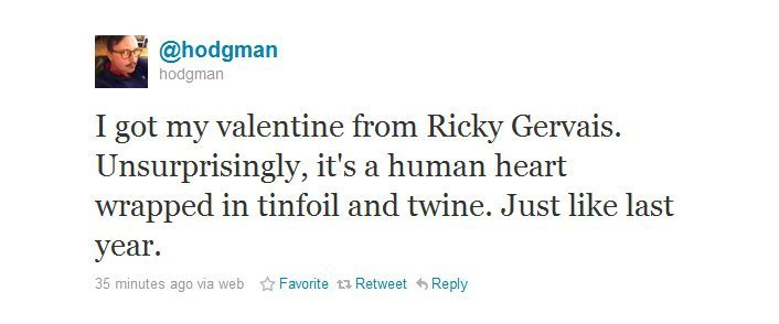 Fourteen Hilarious Valentines Day Tweets Comedy