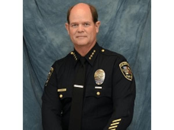 Interim Culver City Police Chief Scott Bixby Interim No...