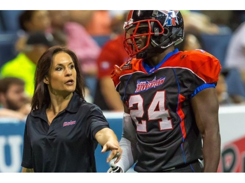 BC's Jen Welter First Woman to Become NFL Coach