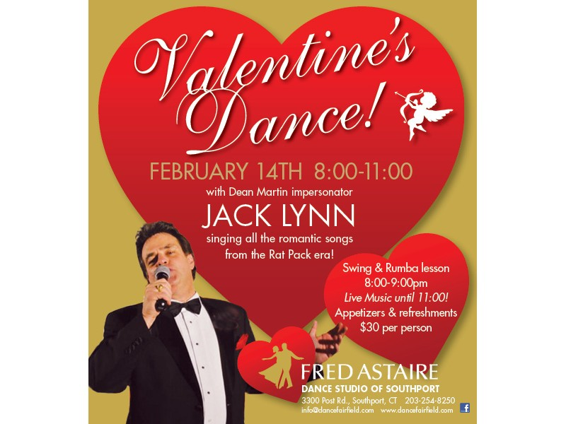 Valentines Dance Fairfield CT Patch