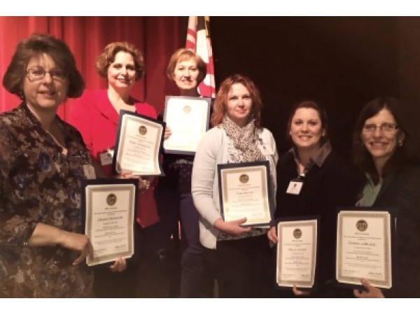 HARFORD COUNTY PUBLIC SCHOOLS TEACHERS RECEIVE STATE ...