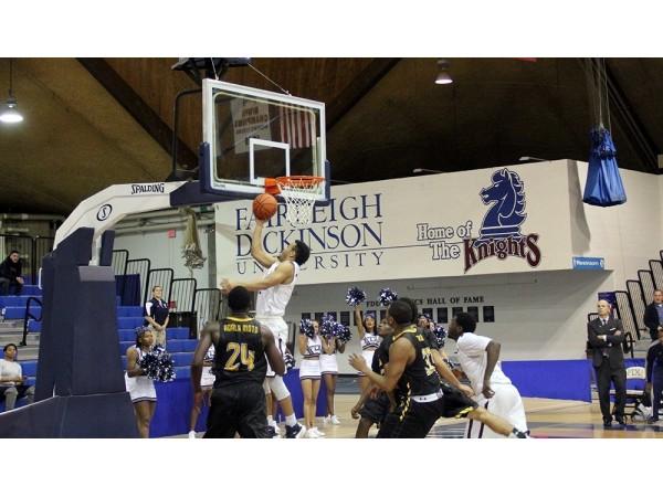 FDU Men's Basketball Edges Towson on Late Layup - Teaneck ...