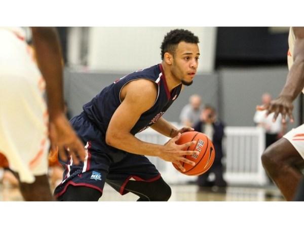 FDU Men's Basketball Tops Lafayette in Overtime | Patch