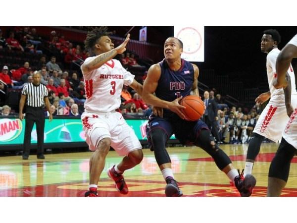 FDU Men's Basketball Falls to Big Ten Member Rutgers | Patch