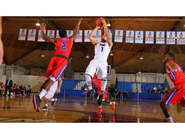 FDU Men's Basketball Tops St. Francis Brooklyn, 86-77 | Patch