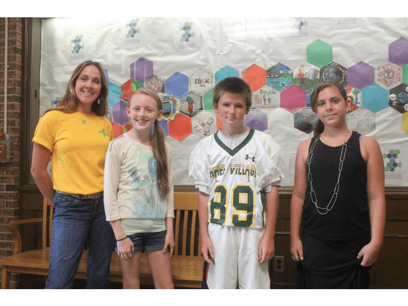 Minnesauke Art Students Honored for Excellence