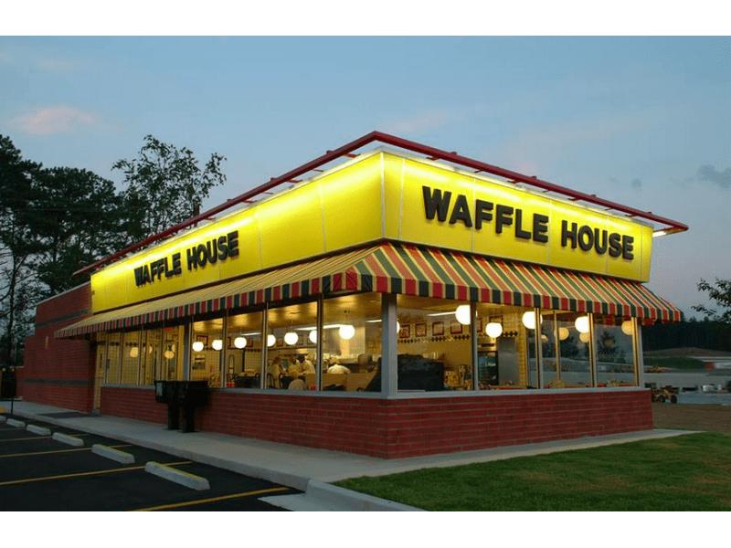 Waffle House Atlanta Ga