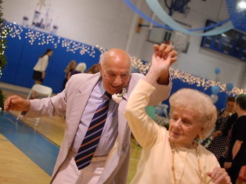 PHOTOS MEA Hosts Senior Citizen Prom Mahwah NJ Patch