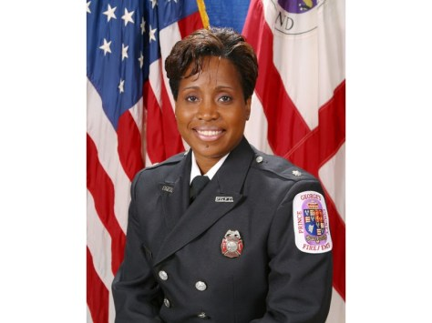 Funeral Services Set for Retired Deputy Fire Chief Carla D. Blue