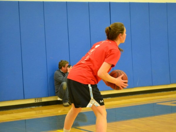 Rogers Makes Finals During 3-Point Shootout - Newport, RI ...