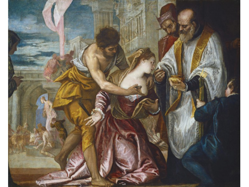 Paolo Veronese Exhibit Shows How Renaissance Artist Is Like A Celebrity Chef