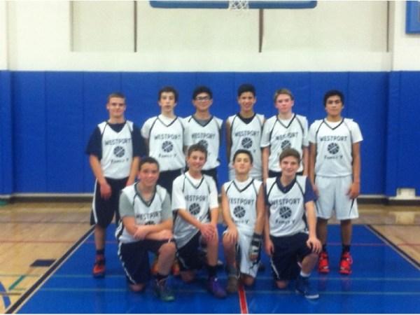 Westport YMCA 8th Grade Travel Team Finishes FCBL Regular ...