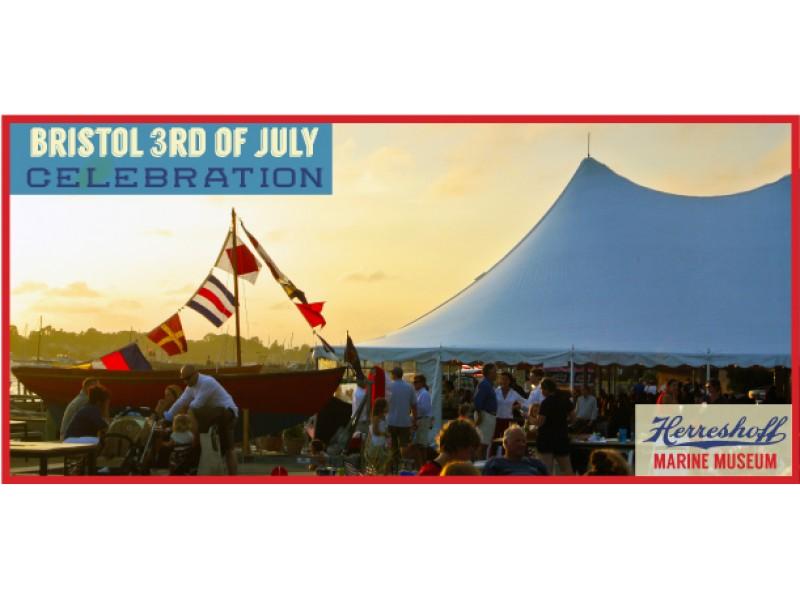 3rd Of July Celebration On The Bristol Waterfront