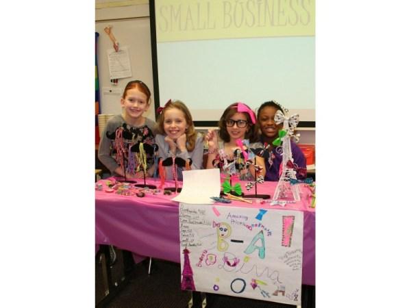Deerfield Elementary students present big ideas during ...