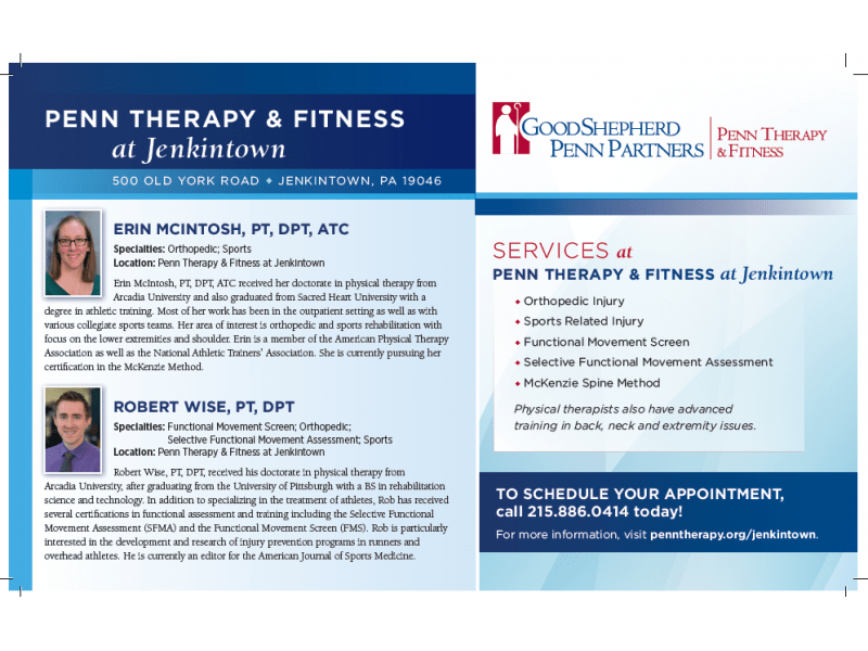 penn therapy and fitness   Amatfitness co