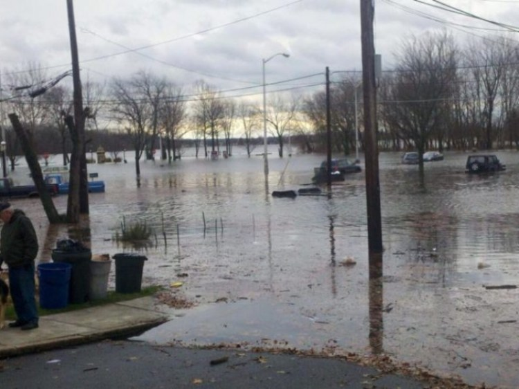Surprise Flooding Hits Bristol Borough   Levittown, PA Patch