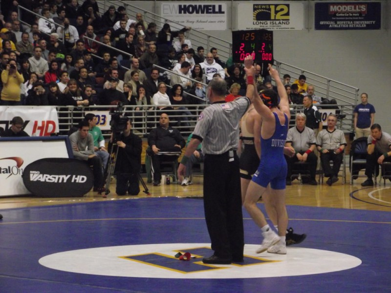 Nassau Wrestlers Hit The Mat At County Championships