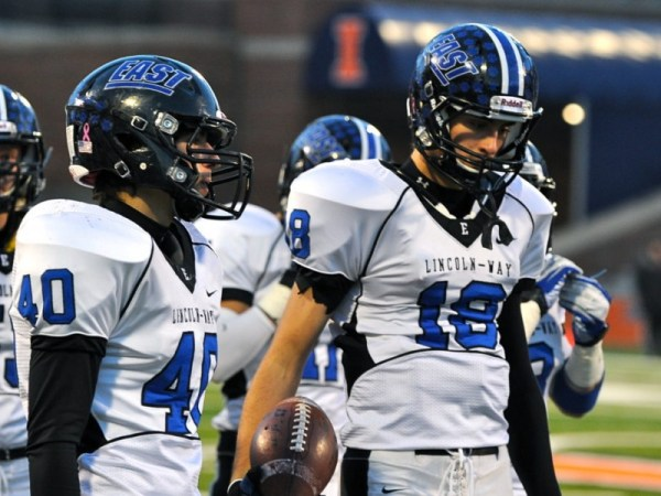 7A Championship: Lincoln-Way East Football Stopped by ...