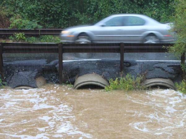 Heavy Rains Bring Flooding, Road Closures | Burke, VA Patch