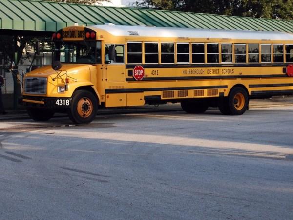Hillsborough Schools Bus Stop Information Now Online ...