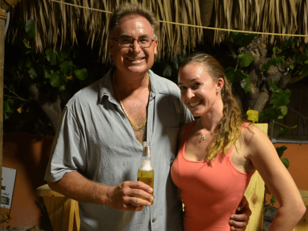 TVs Below Deck Star Stops By St Pete Beach Bar