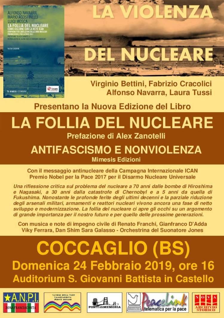 La violenza del nucleare