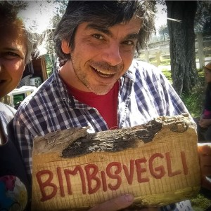 """Il Maestro Giampiero Monaca e il metodo pedagogico """"Bimbisvegli"""""""