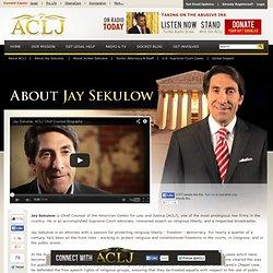 ACLJ | Pearltrees