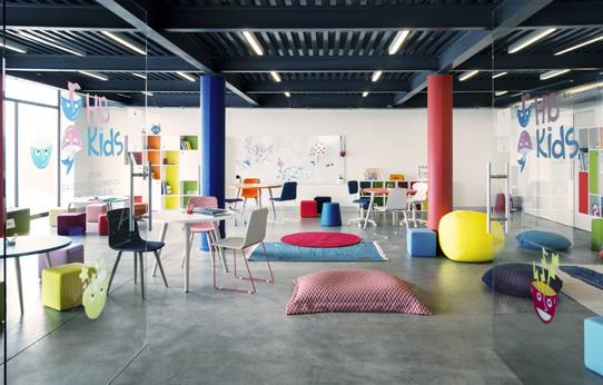 Tanti percorsi creativi in Hangar Bicocca per avvicinare piccoli e grandi all'arte contemporanea.