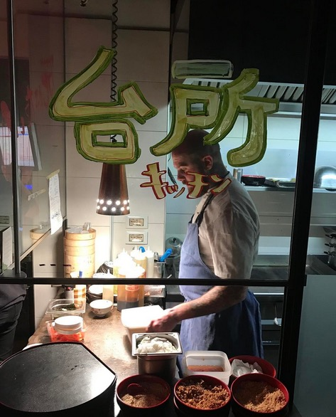 Al Mercato Noodle Bar cucine