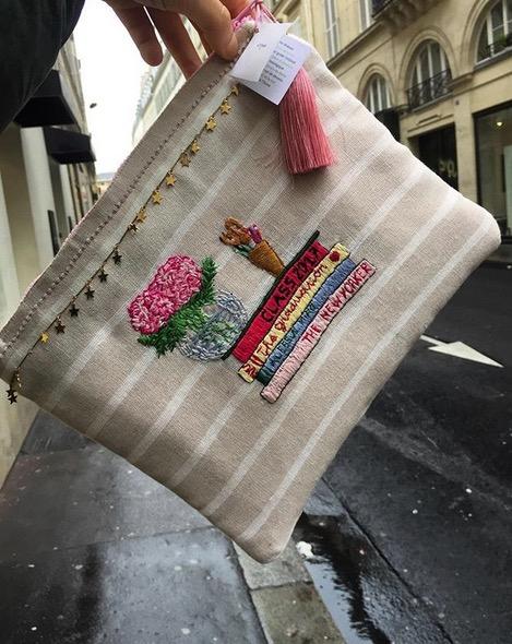 A L'Ouest Paris Minibag