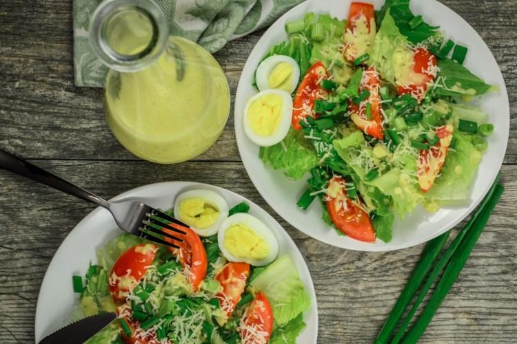 Caesar Salad vinaigrette dressing