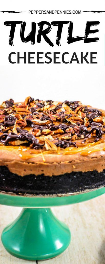 turtle-cheesecake
