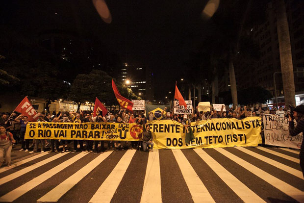 A First Person View de fotografiar las protestas en Brasil brazilprotests 18