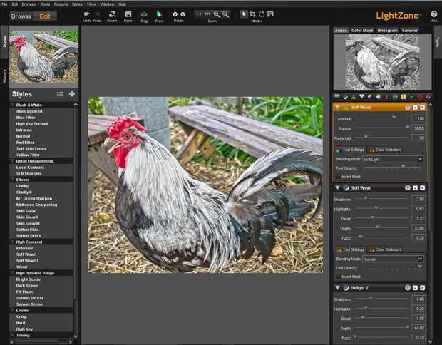 LightZone Photo Editing Software is Now Open Source and Completely Free ScreenHunter 16 Jul. 09 11.27