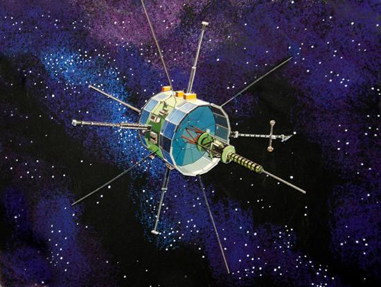 Citizen scientists hope to reconnect with 1970s NASA space probe UPIcom
