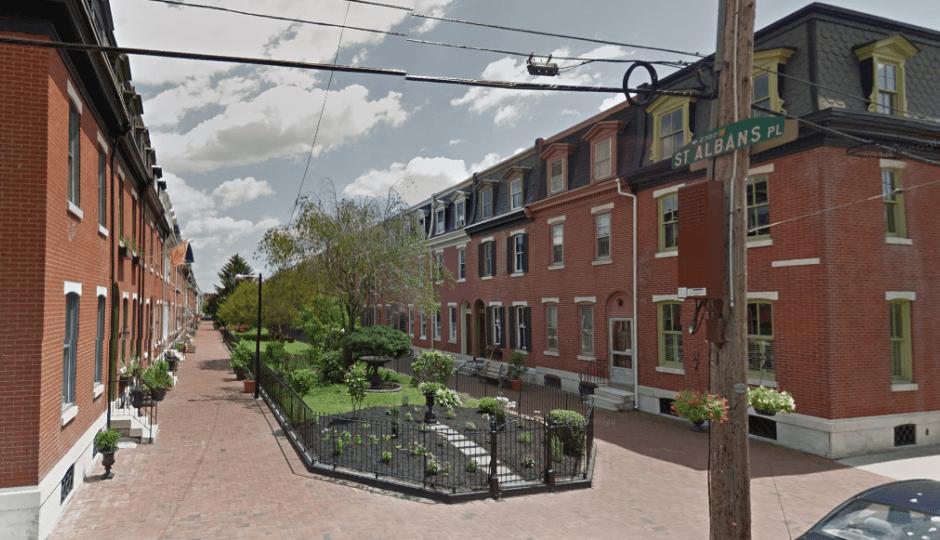 St. Alban's Street | Google maps.