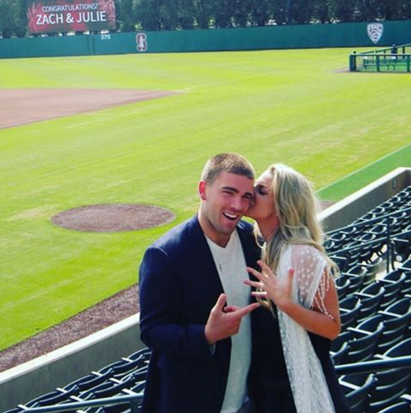 Eagles Tight-End Zach Ertz is Engaged to U.S. Women's ...