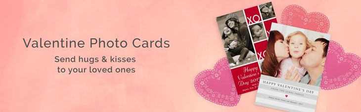 Valentine Photo Cards PhotoAffections