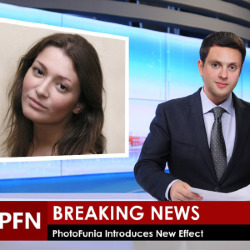 Breaking News PhotoFunia Free Photo Effects And Online