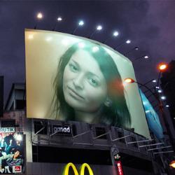 Midnight Billboard PhotoFunia Free Photo Effects And