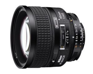 Nikon 85mm f/1.4D