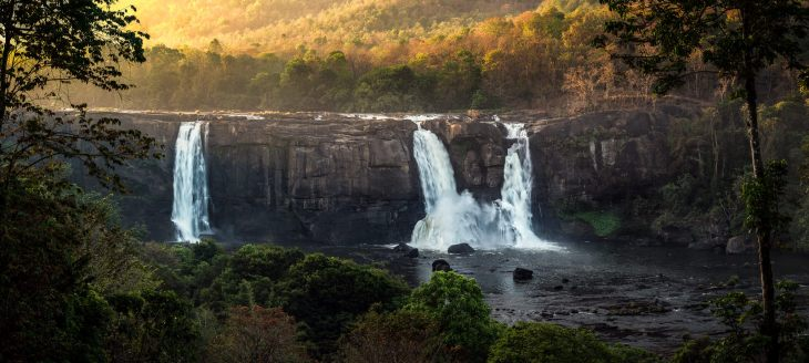 Image result for Athirapally Falls photography
