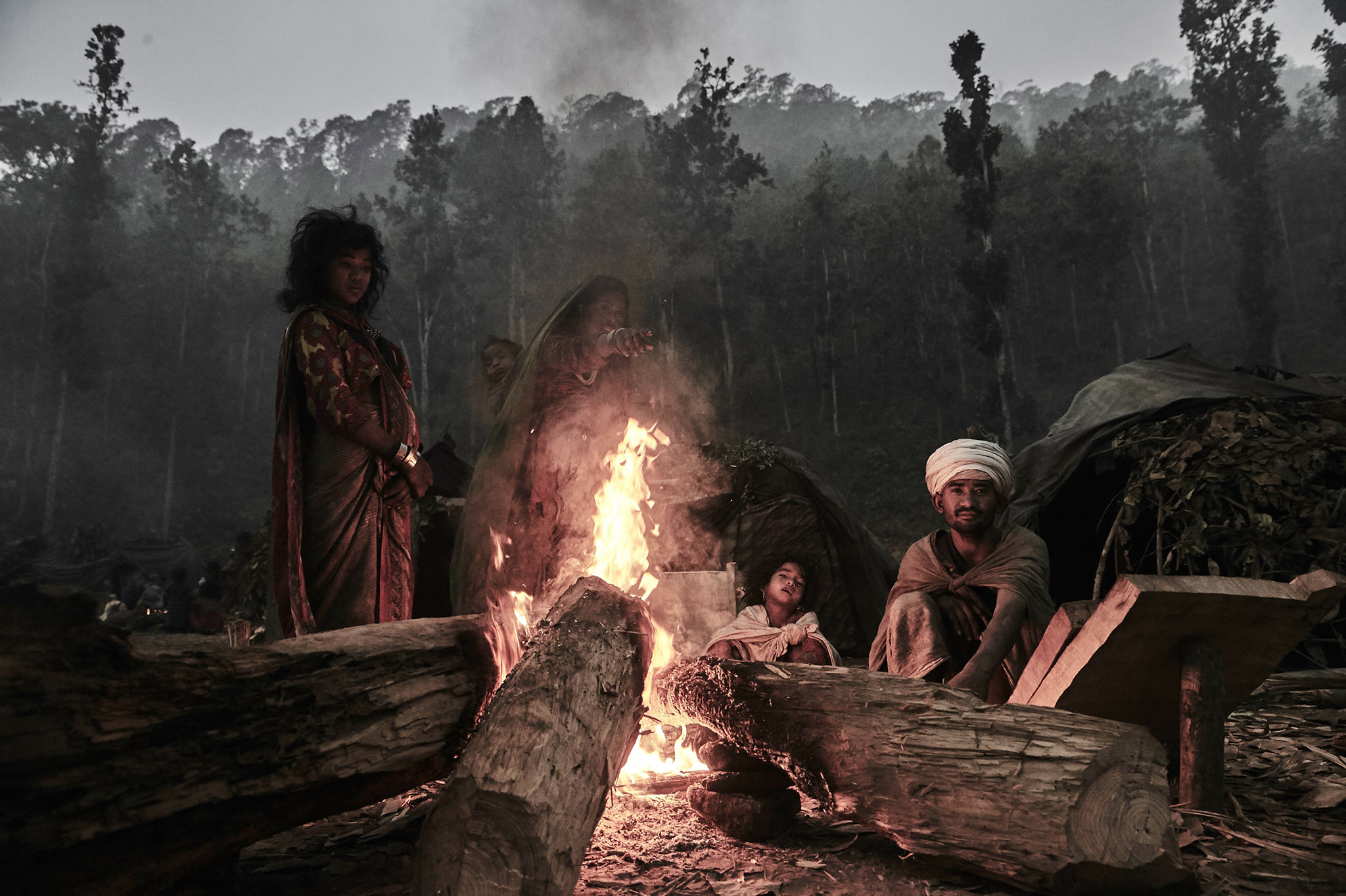 The Last Nomadic Hunters Gatherers Of The Himalayas