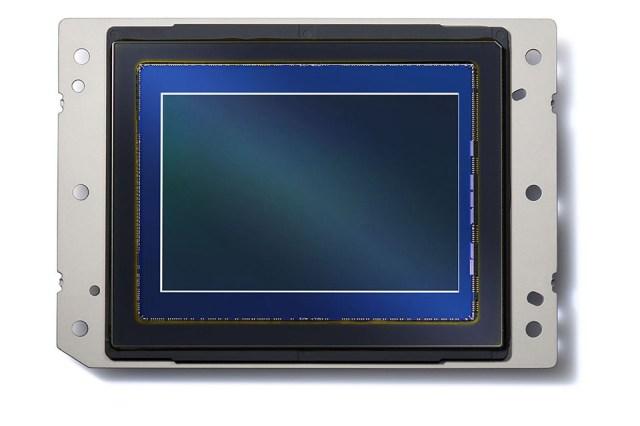 Nikon CMOS Sensor