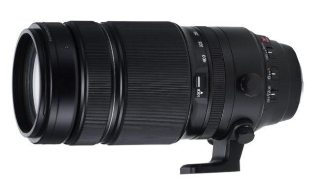 Fuji XF 100-400mm f4.5-5.6 R LM OIS WR