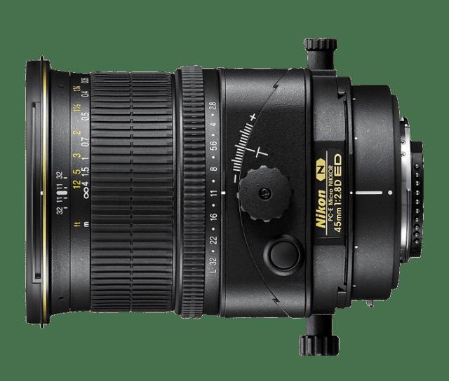 Nikon 45mm